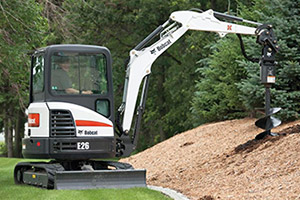 New Bobcat Compact Excavators