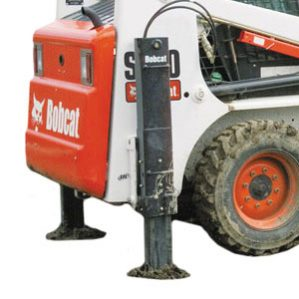 Bobcat Rear Stabilizer Attachment For Sale In Co And Wy