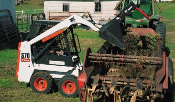 Bobcat S70 Skid-Steer Loader full