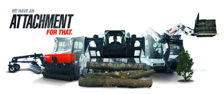 New Bobcat Attachments Colorado and Wyoming