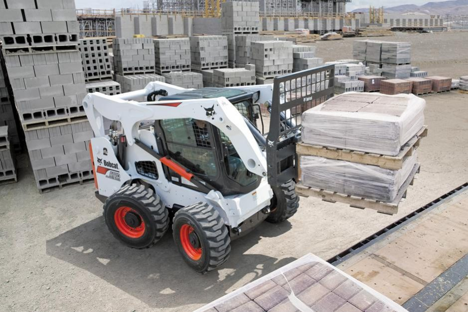 Bobcat A770 All-wheel Steer Loader - For Sale In Co And Wy