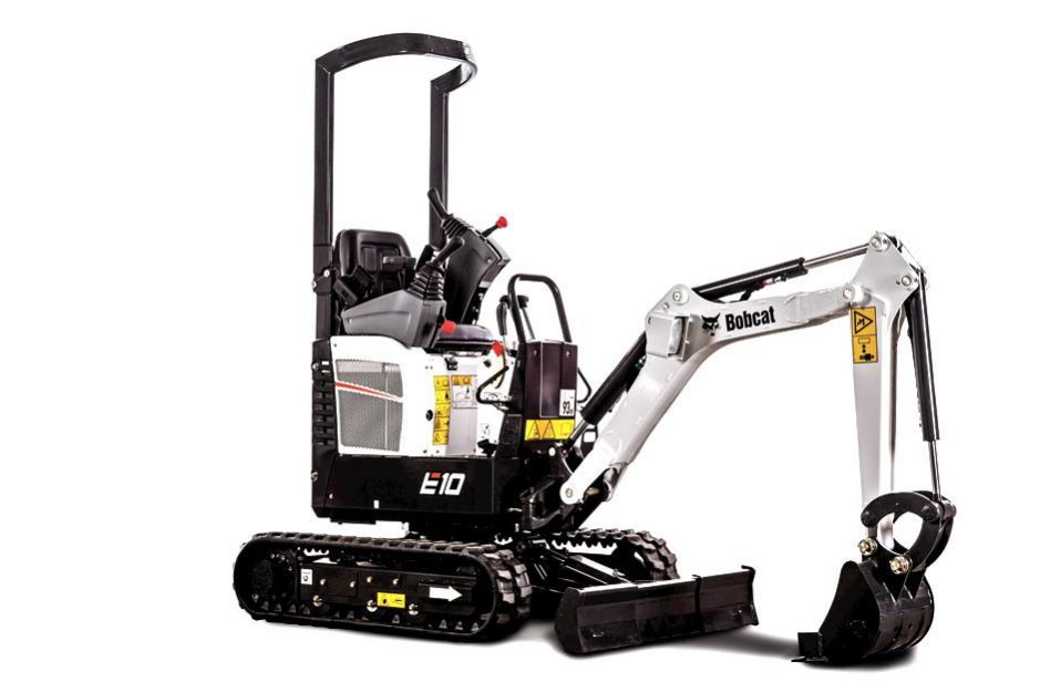 Bobcat E10 Compact Excavator - For Sale in CO and WY ...