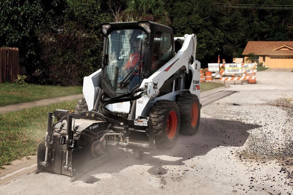 Bobcat S570 Skid-Steer Loader full