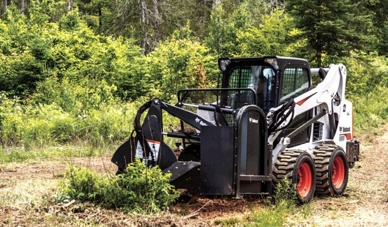 Bobcat S595 Skid-Steer Loader full