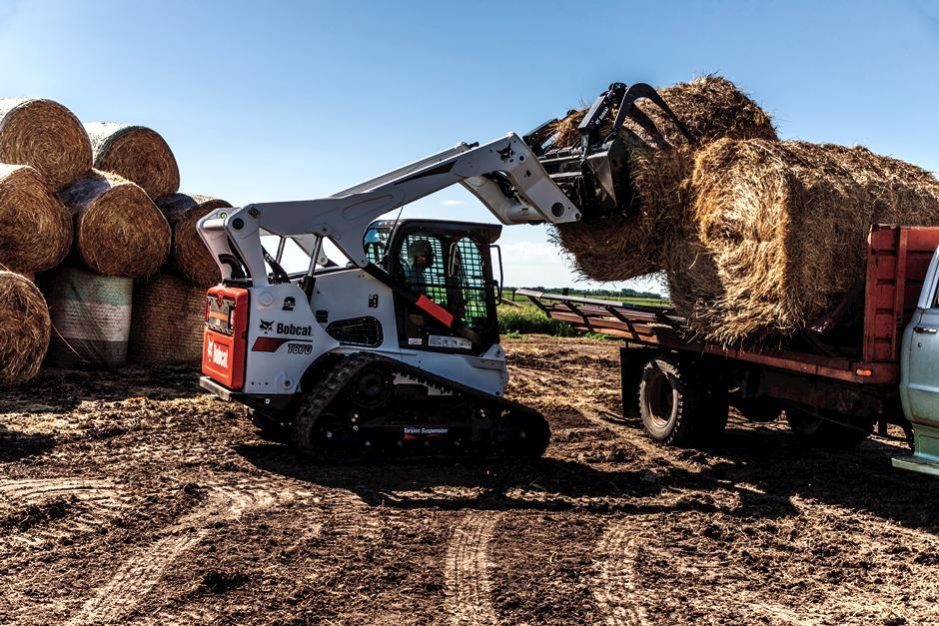 Bobcat T870 Compact Track Loader For Sale In Co And Wy