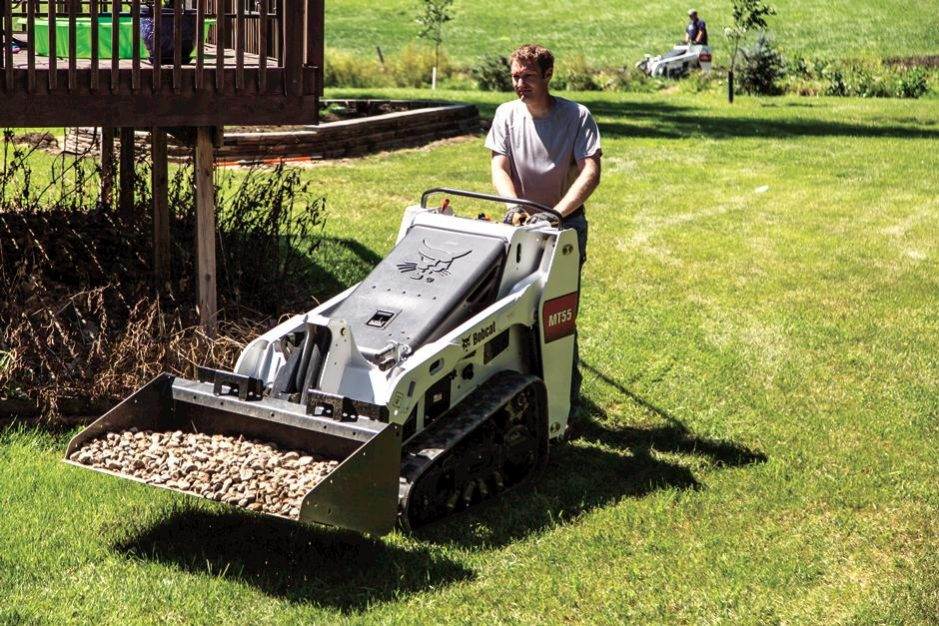 Bobcat MT55 Mini Track Loader full