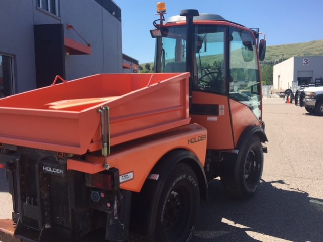 Used 2010 HOLDER TRACTORS INC  C992 HOLDER TRACTOR For Sale in CO
