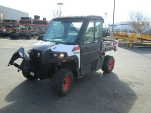 Used 2015 BOBCAT  3650 UTILITY VEHICLE