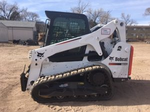 Used 2016 BOBCAT  T650  COMPACT TRACK LOADER