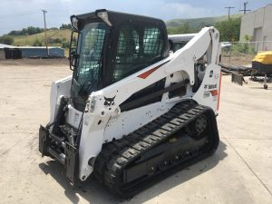 Used 2017 BOBCAT    T750  COMPACT TRACK LOADER