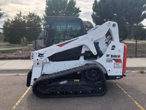 Used 2017 BOBCAT  T650  COMPACT TRACK LOADER