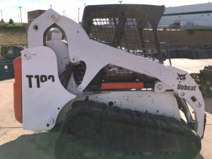 Used 2005 BOBCAT T190  COMPACT TRACK LOADER