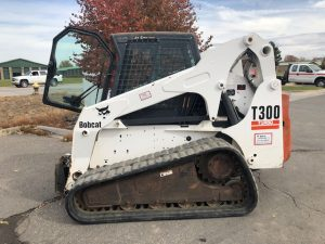 Used   T300  COMPACT TRACK LOADER