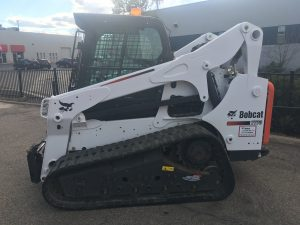 Used 2013 BOBCAT  T770  COMPACT TRACK LOADER