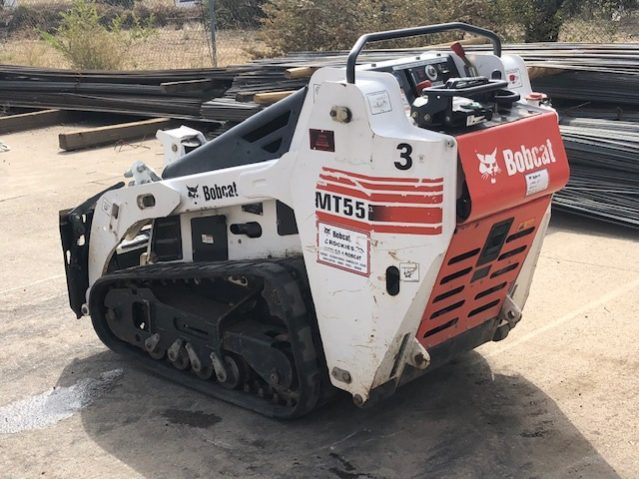 2013 BOBCAT  MT55 full