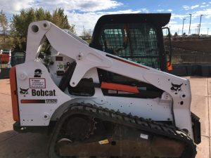 Used 2015 BOBCAT  T650  COMPACT TRACK LOADER