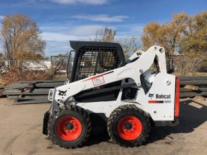 Used 2015 BOBCAT  S530  SKID-STEER LOADER