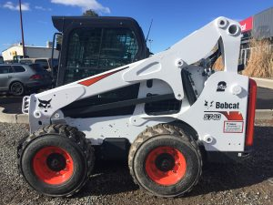 Used 2018 BOBCAT  S740  SKID-STEER LOADER