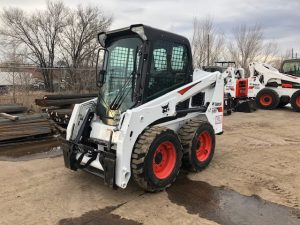 Used 2017 BOBCAT  S450  SKID-STEER LOADER