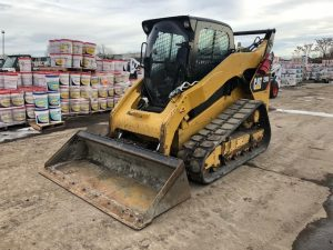 Used 2013 CATERPILLAR 299D CAT 299D TRACK LOADER