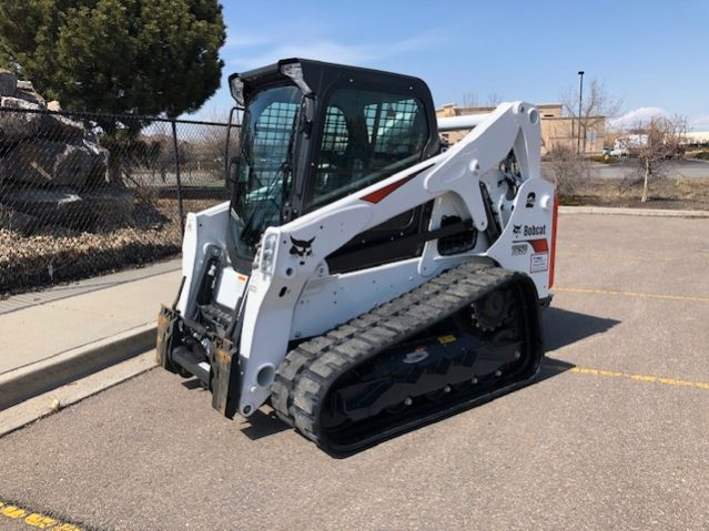 Used 2018 BOBCAT T650 COMPACT TRACK LOADER For Sale in CO