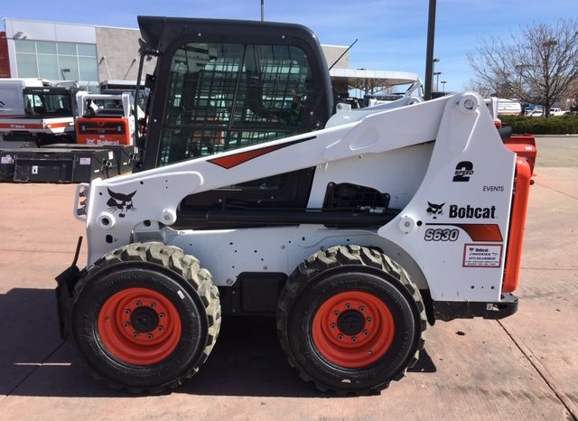 Used 2018 BOBCAT  S630  SKID-STEER LOADER