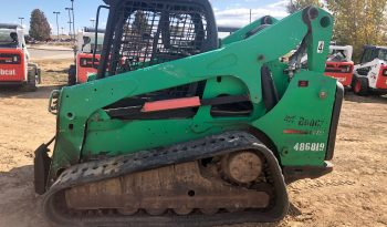Used 2012 BOBCAT 16 T750  COMPACT TRACK LOADER