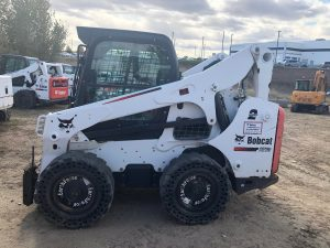 Used 2012 BOBCAT  S770  SKID-STEER LOADER
