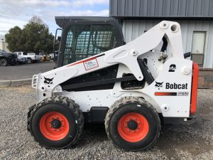 Used 2016 BOBCAT  S650  SKID-STEER LOADER