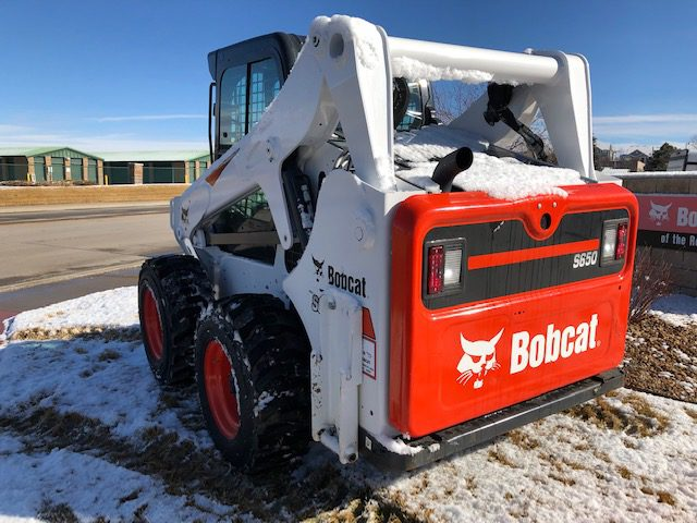 Used 2019 Bobcat S650 Skid Steer Loader For Sale In Co And