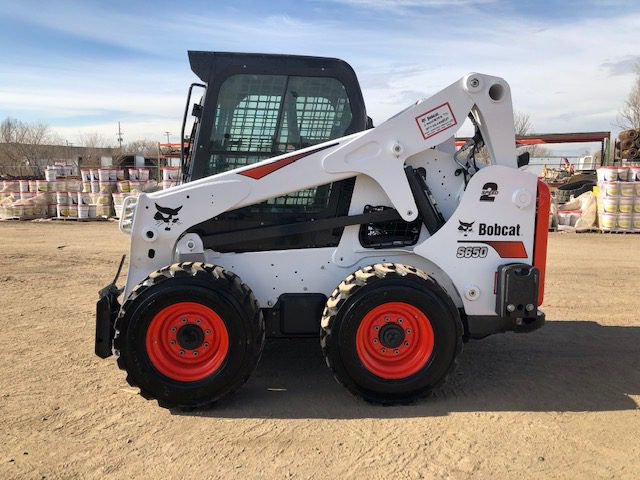 Used 2019 BOBCAT  S650  SKID-STEER LOADER