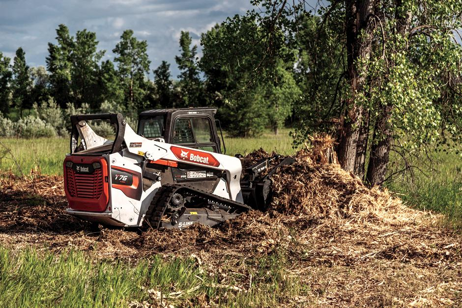 Bobcat T76 Compact Track Loader For Sale In Co And Wy