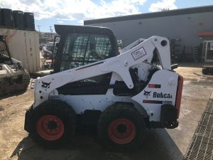 Used 2015 BOBCAT  S650  SKID-STEER LOADER
