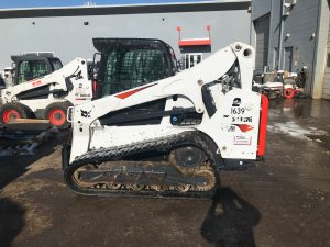 Used 2018 BOBCAT  T770  COMPACT TRACK LOADER