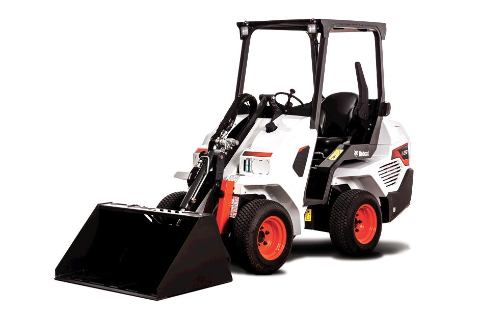 Bobcat L23 Small Articulated Loader