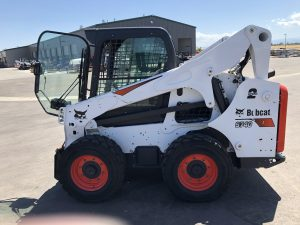 Used 2019 BOBCAT  S740  SKID-STEER LOADER