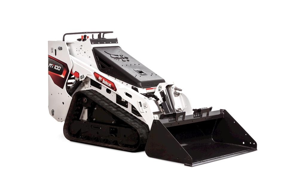Bobcat MT100 Mini Track Loader
