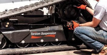 Torsion Suspension