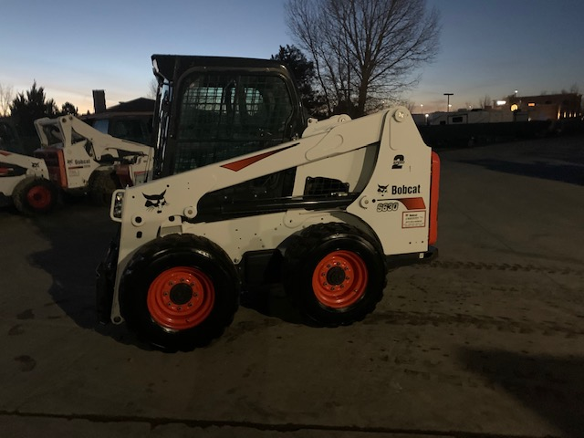 Used 2019 BOBCAT  S630  SKID-STEER LOADER